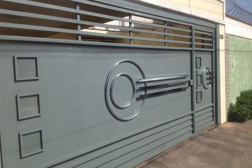 Instalação de Portões