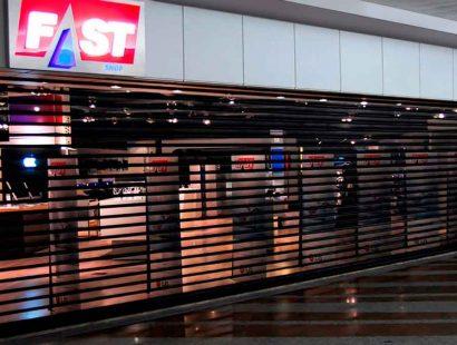 Porta de Enrolar Transvision