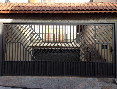 Modelos de Portões de Ferro