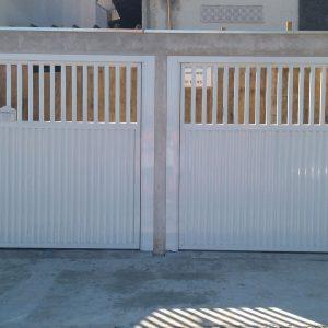 Portão Basculante NPLA02