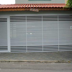 Portão Basculante NPLA04