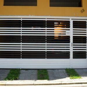 Portão Basculante NPLA05