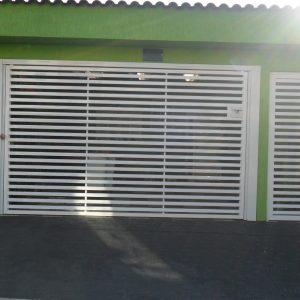 Portão Basculante NPLA06