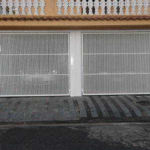 Portão Basculante NPLA08