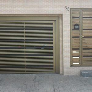 Portão Basculante NPLA12