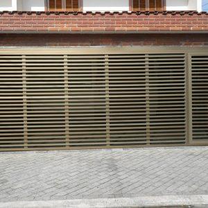 Portão Basculante NPLA13