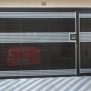 Portão Basculante NPLA15