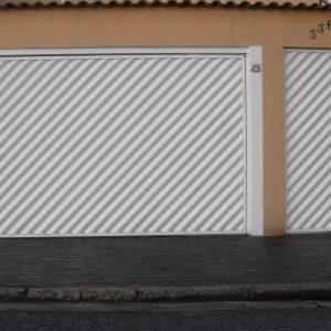 Portão Basculante NPLA19