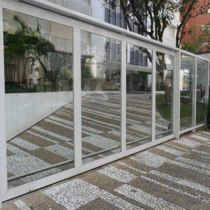 Portão Basculante NPLA20