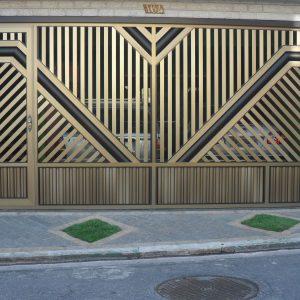 Portão Basculante NPLA21