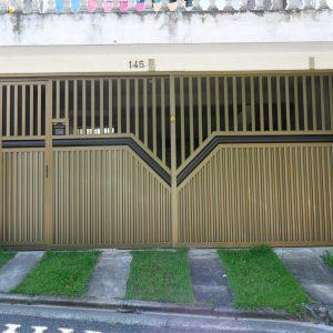 Portão Basculante NPLA23