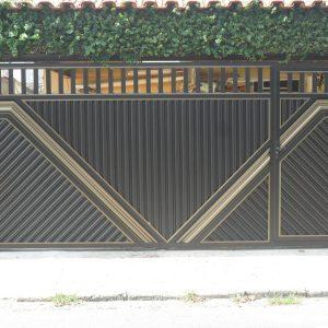 Portão Basculante NPLA24