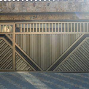 Portão Basculante NPLA25