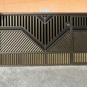 Portão Basculante NPLA26