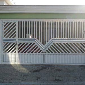 Portão Basculante NPLA27