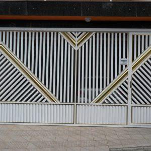 Portão Basculante NPLA28