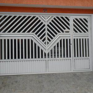 Portão Basculante NPLA29