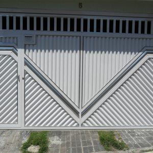 Portão Basculante NPLA30