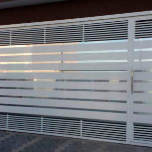 Portão Basculante NPLA31