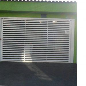 Portão Basculante NPLA32