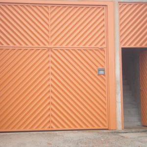 Portão Bipartido NPLI04