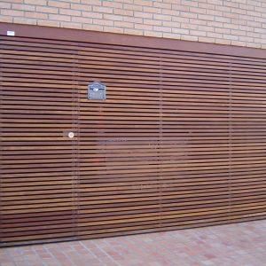 Portão Basculante NPLM01