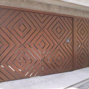Portão Basculante NPLM02