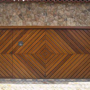Portão Basculante NPLM03