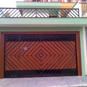 Portão Basculante NPLM04