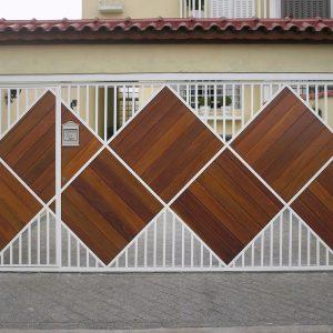 Portão Basculante NPLM05