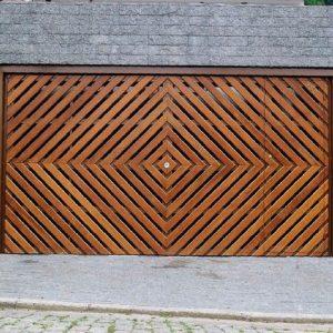 Portão Basculante NPLM06