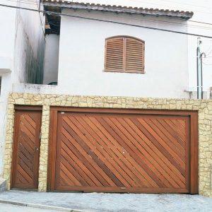 Portão Basculante NPLM07