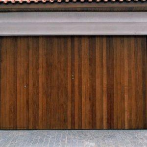 Portão Basculante NPLM08