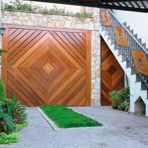 Portão Basculante NPLM09