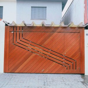 Portão Basculante NPLM10
