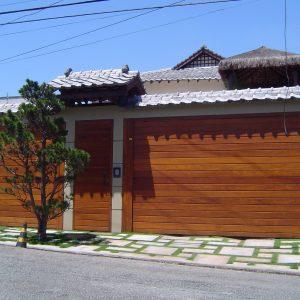 Portão Basculante NPLM11