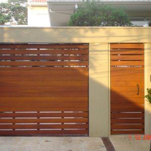 Portão Basculante NPLM12