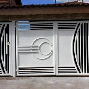 Portão Pivotante NPLO01