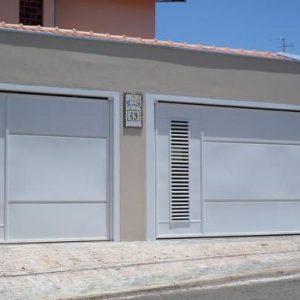 Portão Basculante NPLO04
