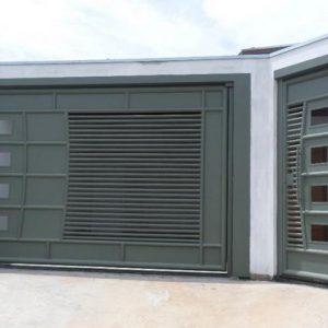 Portão Basculante NPLO05
