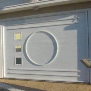 Portão Basculante NPLO08