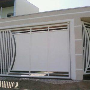 Portão Basculante NPLO10