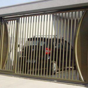 Portão Basculante NPLO14