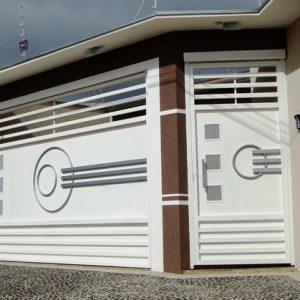 Portão Basculante NPLO19