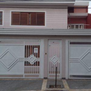Portão Basculante NPLO38