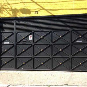 Portão Deslizante NPLTC37