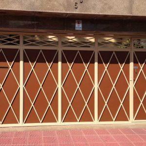 Portão Deslizante NPLTC38