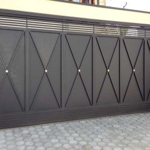 Portão Deslizante NPLTC40