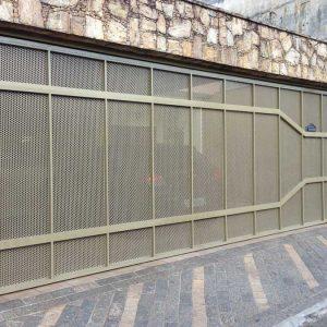 Portão Deslizante NPLTC42