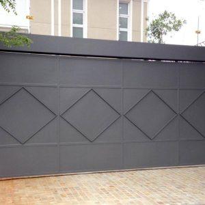 Portão Deslizante NPLTC44